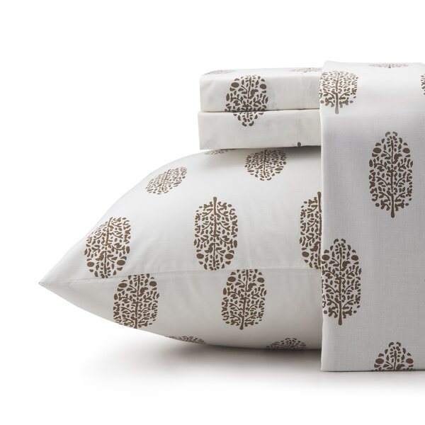 Riverina 200 Thread Count 100% Cotton Sheet Set by Canora Grey